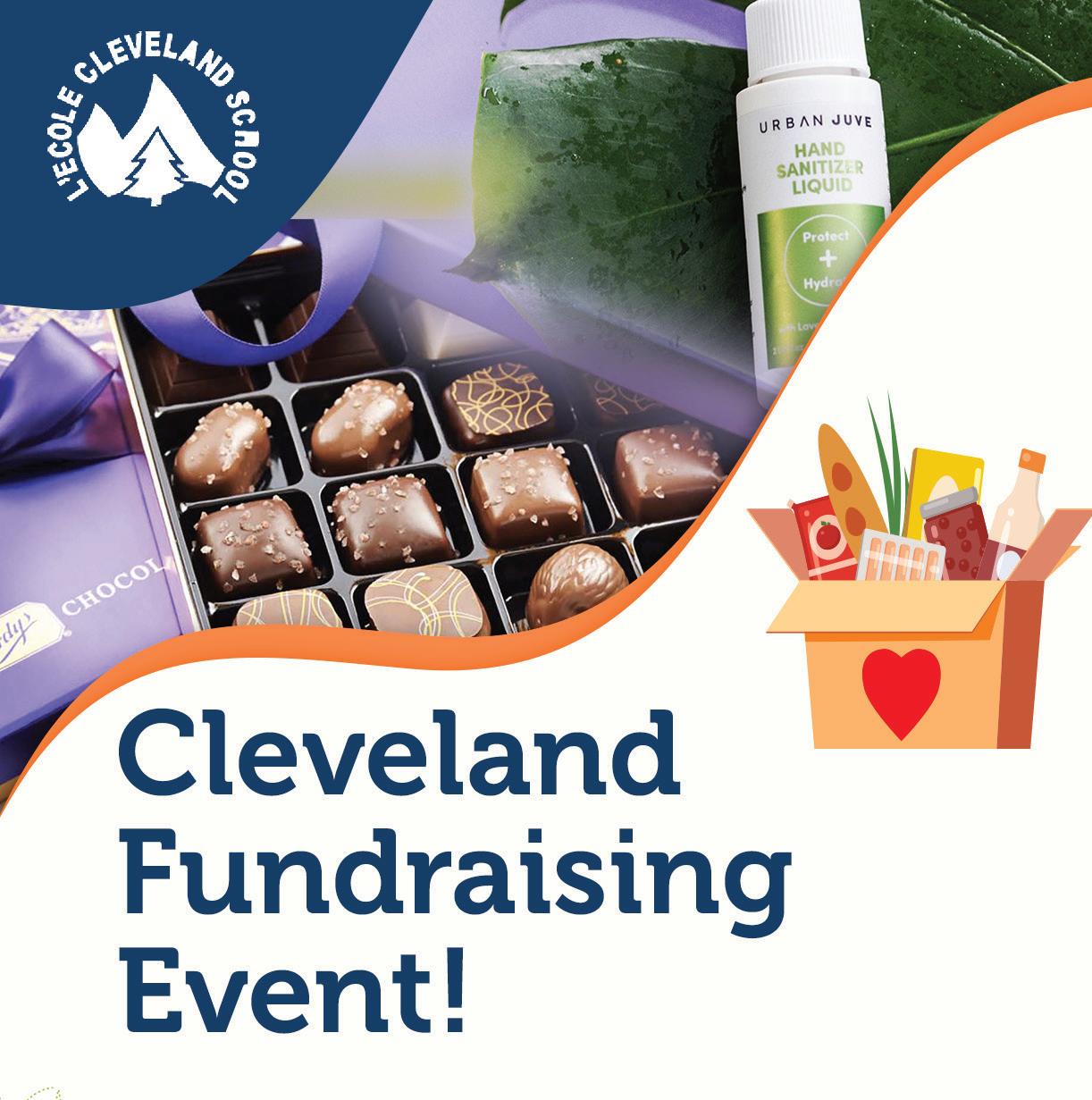 Cleveland Fundrasing Event!
