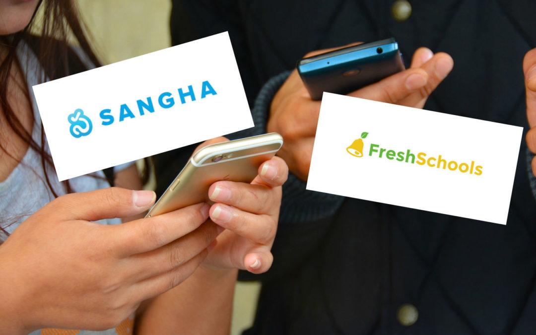 FreshSchools vs. Sangha